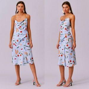 NWT Finders Keepers Calypso Midi Dress